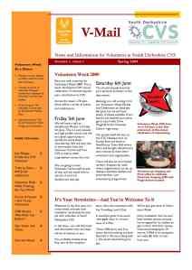 V-Mail Spring 2009