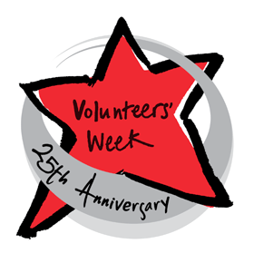25th Anniversary Of Volunteers Week