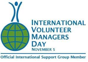 International Volunteer Managers' Day Logo